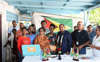 Region Six students honoured for CSEC achievements
