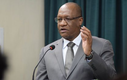 CDC well-prepared for national emergencies – Min. Harmon