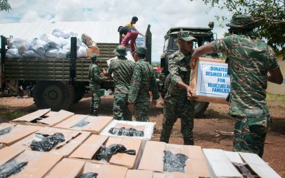CDC distributes additional supplies, monitors migrants' integration into communities