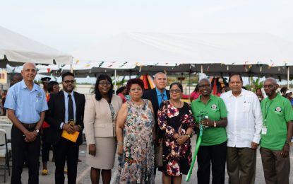 Govt is proud of your achievements – PM tells Region Five at launch of RACE