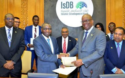 Govt signs loan agreement with Islamic Development Bank to improve power supply