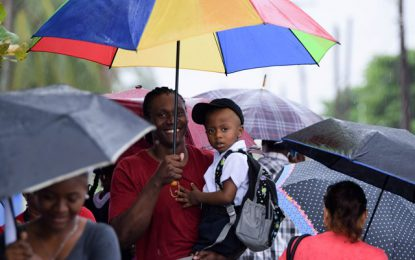 Students anticipation high, as schools reopen in Georgetown
