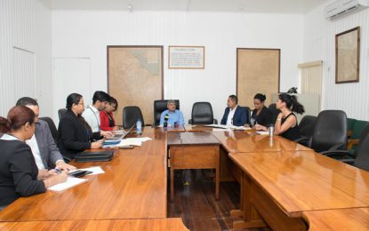2019 Budget consultations begin with THAG