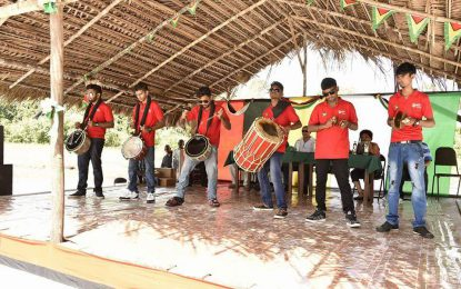 Dynamic Tassa Troupe – a household name in Region Three