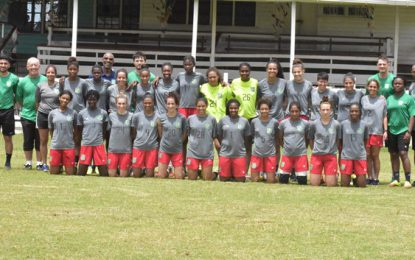 Senior Women's team move up the FIFA, CONCACAF and CFU rankings