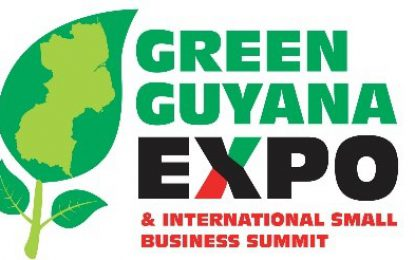 Green Guyana Confirms October dates for Inaugural event