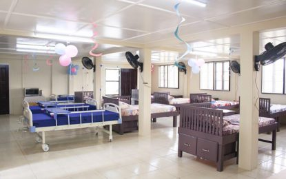 Maternity Waiting Home commissioned at Indigenous Residence