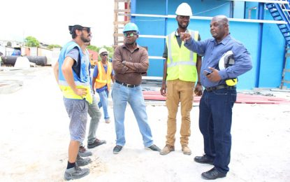 GPL CEO engages independent Power Producers in Essequibo