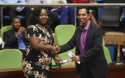 Inaugural Youth Conference sees three delegates granted scholarships