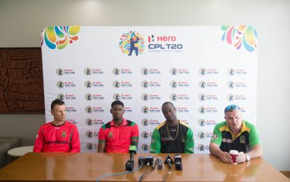 Warriors and Tallawahs faceoff on Saturday for top-of-the-table position