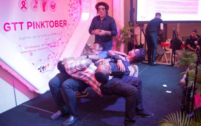 Pinktober observation to go country wide  – GTT launches second annual breast cancer awareness initiative