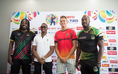 Biggest Party in Sports – CPL Play Off Matches Set and Ready to Go!