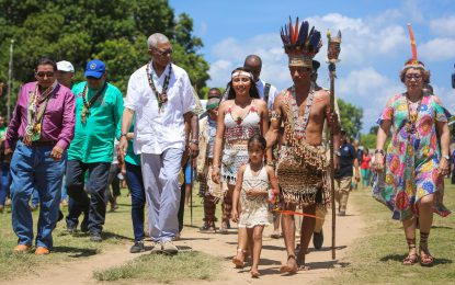South Rupununi wells to be drilled later this month – Regional Chairman