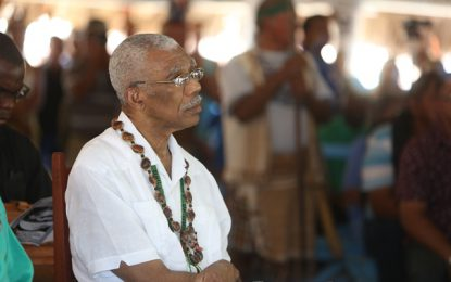 Indigenous leaders urged to be attentive, ensure migrants are settled legally