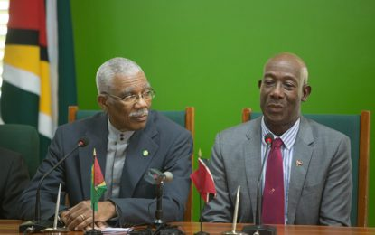 """No sell-out"" of natural resources to Trinidad – President Granger"
