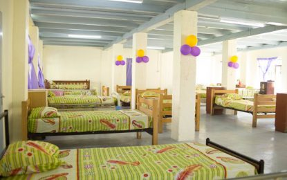 Caring for the elderly – Palms Geriatric Home gets rehabilitated ward, lifts