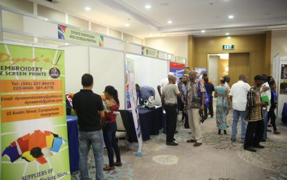 First ever business-to-business expo hailed a success