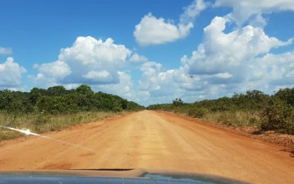 Upgrades to Linden/Ituni/Kwakwani Road significantly reduce travel time