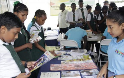 Education Month continues with Region Three's Career Fair