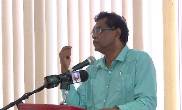 Ethics and professionalism key to CANU's operations – Min. Ramjattan