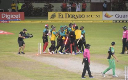 Patriots into the CPL playoff with last-over thriller