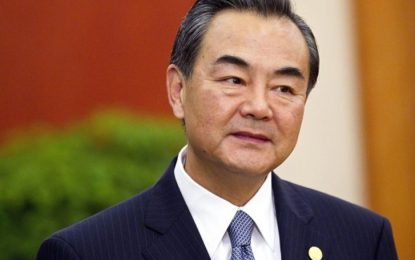 Chinese Foreign Minister due to visit Guyana at weekend