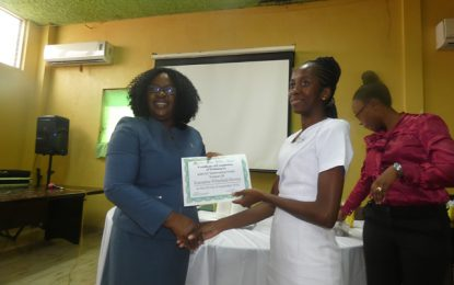 Linden medical practitioners graduate from mental health training
