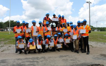 29 graduate heavy-duty equipment training at KKTC