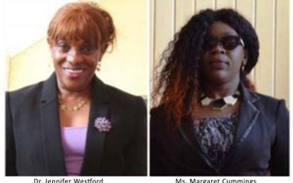 DPP appeals dismissal of theft charges against PPP's Westford, former Chief Personnel Officer