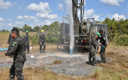 CDC completes more drilling of wells