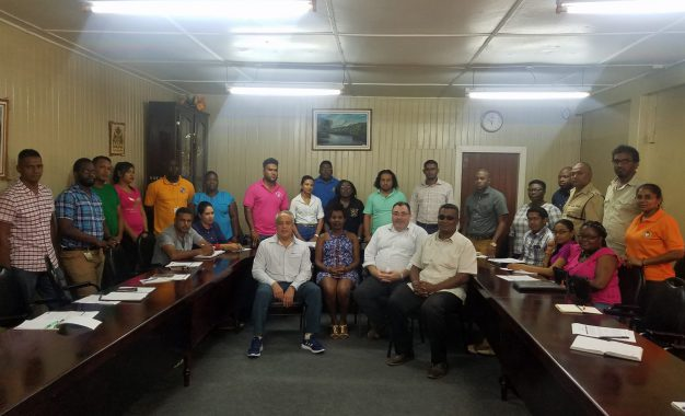 Disaster Risk Management workshop moves to Regions 3 and 6