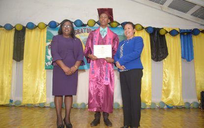 Region One celebrates improvements in CSEC