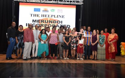 'The Helpline' to raise awareness of suicide prevention