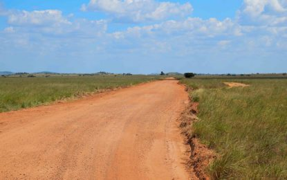 Residents of South Rupununi benefit from upgraded roads after years