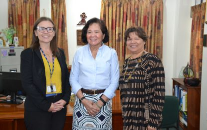 First Lady, Canadian envoy, GWLA representatives discuss women's empowerment