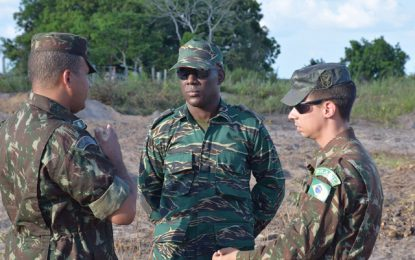 Local agencies to be trained by Brazilian Engineering and Construction Batallion
