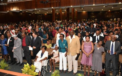 49 women to be conferred with insignias at National Awards Investiture