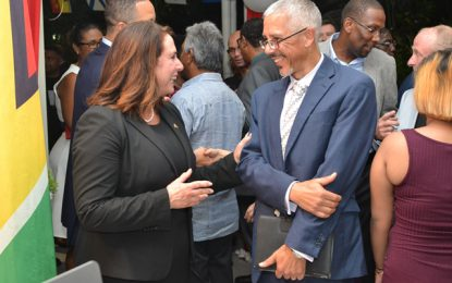 Guyana open for business but not a free for all – Min. Gaskin tells visiting Canadian trade mission
