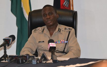 """""""Corruption must be a thing of the past"""" -Top Cop"""