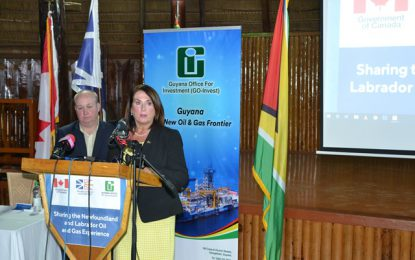Local private sector engages Newfoundland Oil and Gas Association