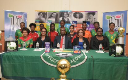 GFF kicks off women's football league