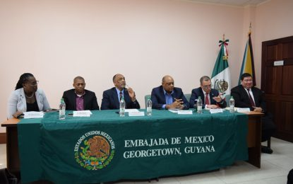 Leading Mexican agency sharing best practices in oil sector at workshop