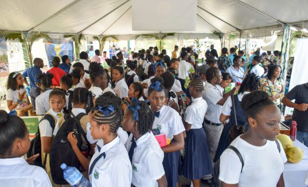Students reap benefits of Agriculture Open Day