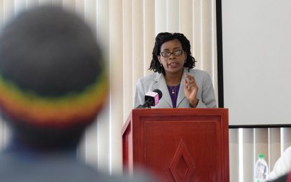 Rastafarian community benefits from conflict management workshop