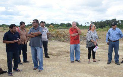 North Rupununi's Hinterland Green Centre construction underway