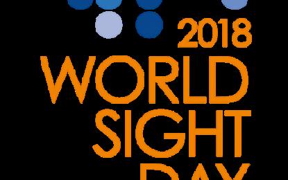Guyana to observe World Sight Day