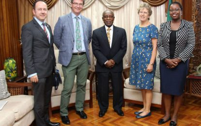 Ministry of Foreign Affairs Information Note- British High Commissioners serving Caribbean working to strengthen relations with region