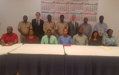 Seven GPF officers to study in Russia on five-year scholarship