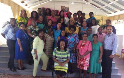 Region Five honours retired educators