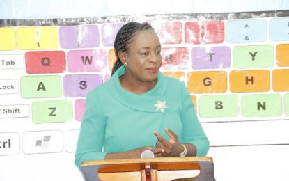 """ICT is important for your educational journey"" – Minister Nicolette Henry tells students"